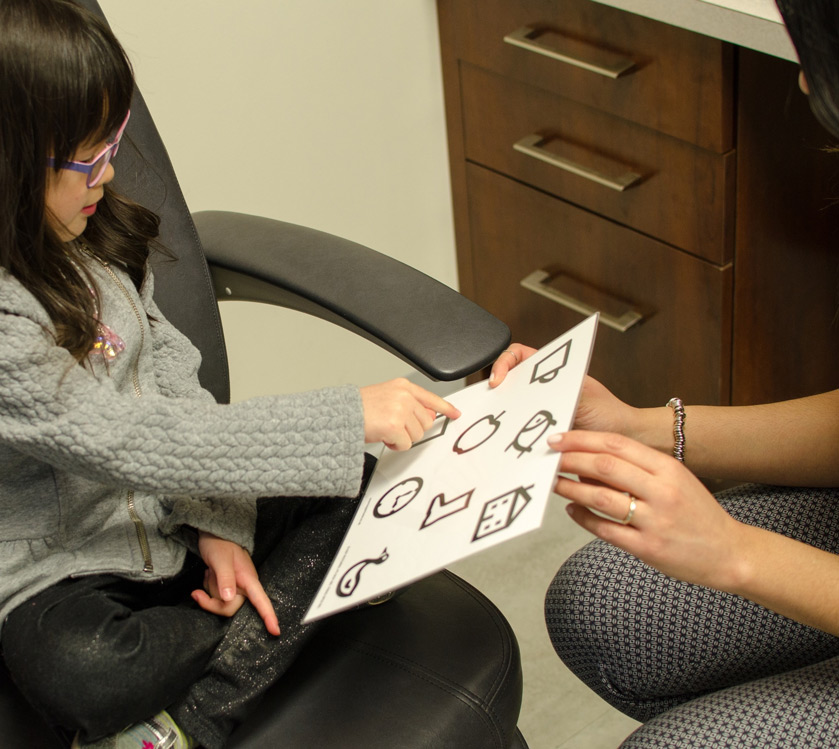 Children Eye Examinations
